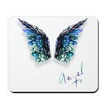 Angel & Wings Mousepad
