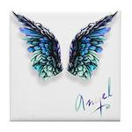 Angel & Wings Tile Coaster