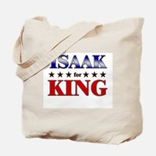 ISAAK for king Tote Bag