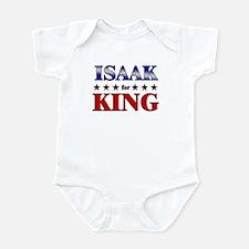 ISAAK for king Infant Bodysuit