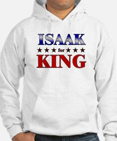 ISAAK for king Hoodie