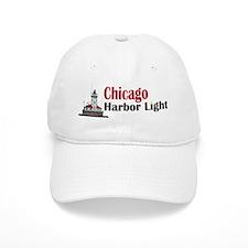 The Chicago Harbor Lighthouse Baseball Cap