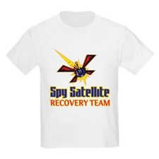 Spy Satellite -  T-Shirt