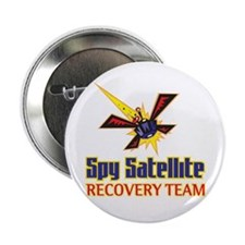 """Spy Satellite - 2.25"""" Button"""