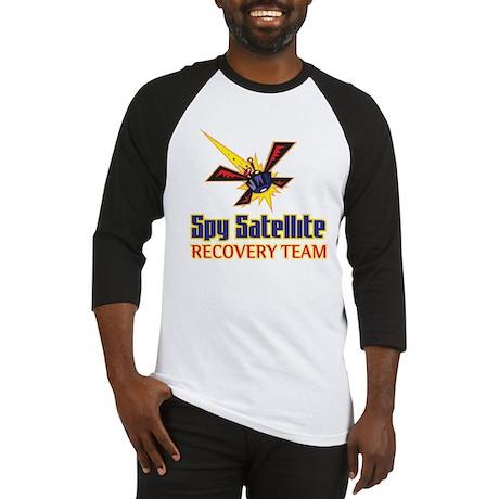 Spy Satellite - Baseball Jersey