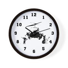 Casper Platoon Wall Clock