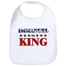 IMMANUEL for king Bib