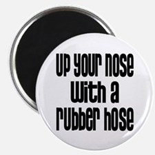 """Up Your Nose 70s 2.25"""" Magnet (10 pack)"""