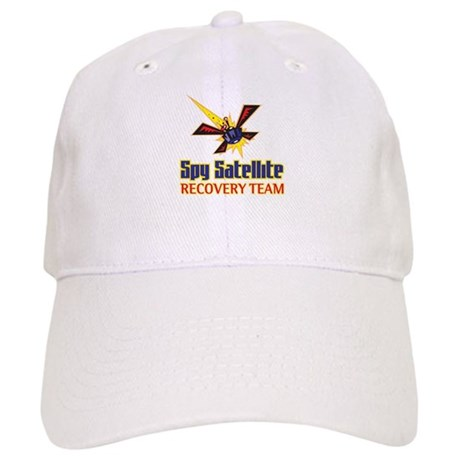 Spy Satellite - Cap