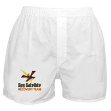 Spy Satellite - Boxer Shorts