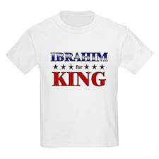 IBRAHIM for king T-Shirt
