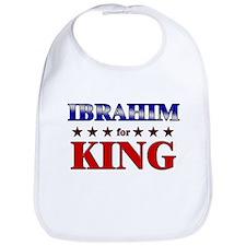 IBRAHIM for king Bib