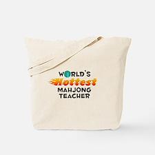 World's Hottest Mahjo.. (C) Tote Bag