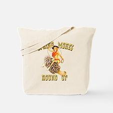 spring morel round up Tote Bag