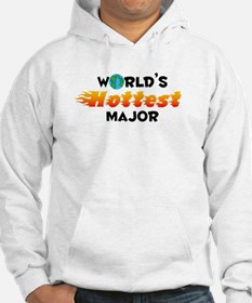 World's Hottest Major (C) Hoodie