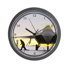 F-22 Raptor Wall Clock