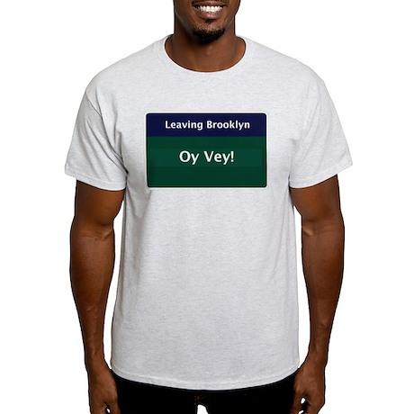 Leaving Brooklyn Light T-Shirt