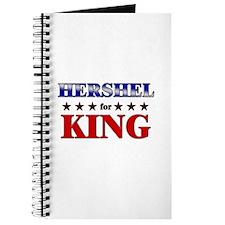 HERSHEL for king Journal
