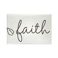 Cute Faith Rectangle Magnet