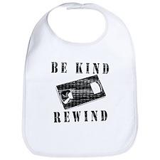 Be Kind Rewind Bib