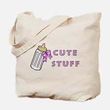 Cute Stuff Tote Bag