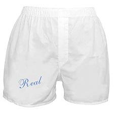 REAL Boxer Shorts