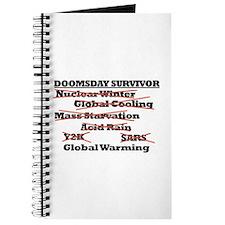 Doomsday Survivor Journal