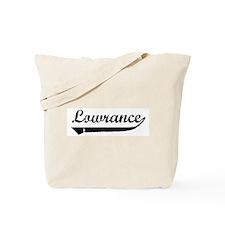 Lowrance (vintage) Tote Bag