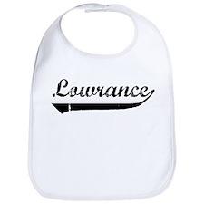 Lowrance (vintage) Bib