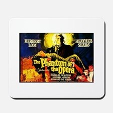 Phantom Of The Opera Movie Mousepad