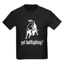Bullfighting T