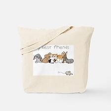 My best friends Tote Bag