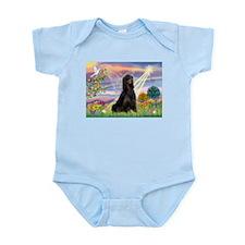 Cloud Angel & Gordon Setter Infant Bodysuit