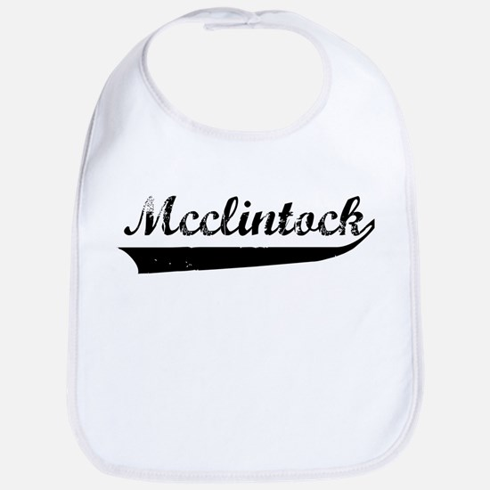 Mcclintock (vintage) Bib