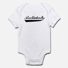 Mcclintock (vintage) Infant Bodysuit