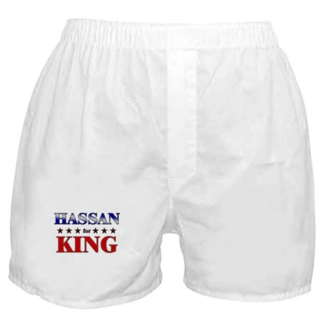 HASSAN for king Boxer Shorts
