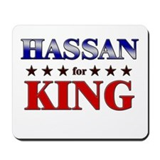 HASSAN for king Mousepad