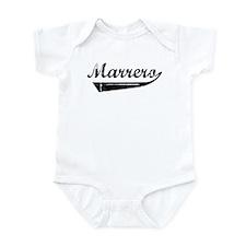 Marrero (vintage) Infant Bodysuit