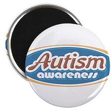 Autism Oval (MC1) Magnet