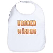 """Hooded Warrior"" Bib"