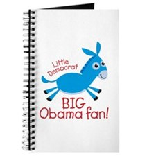Little Democrat Obama Journal