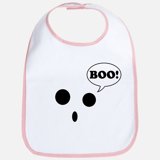 the ghost shirt Bib