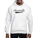 Maxwell (vintage) Hooded Sweatshirt