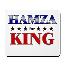 HAMZA for king Mousepad