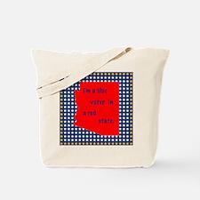 Arizona Democrat Tote Bag