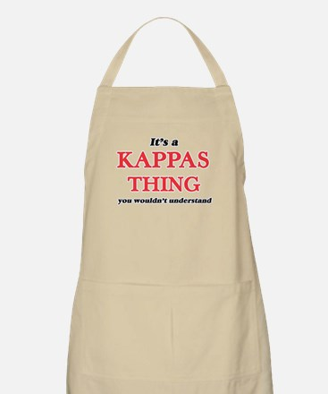 It's a Kappas thing, you wouldn&#3 Light Apron