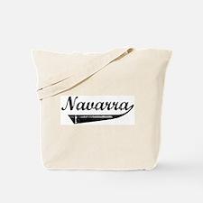 Navarra (vintage) Tote Bag