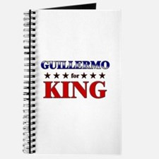 GUILLERMO for king Journal