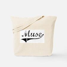 Muse (vintage) Tote Bag