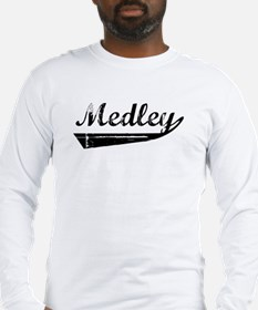 Medley (vintage) Long Sleeve T-Shirt